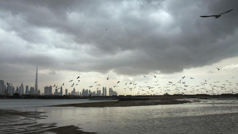 UAE told to prepare for rainy season as cloud seeding takes place