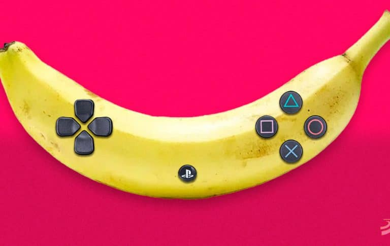 Sony wants to turn bananas into Playstation controllers