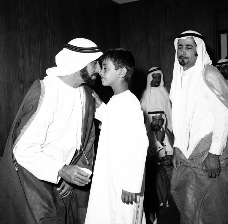 Incredibly rare photos of the UAE released as Sheikh Mohamed bin Zayed turns 60