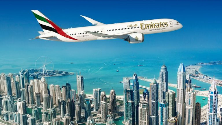 Emirates crew save unconscious passenger's life on Dubai flight