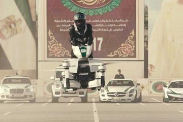 Dubai Police are hiring - and this video makes it look like the best job in the world