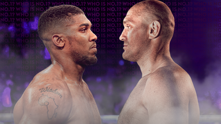 Dubai could host biggest fight of the century as Joshua and Fury sign deal