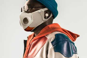 will.i.am launches high-tech Bluetooth face mask with LED lights, three-speed fans and more