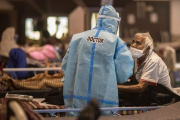 India registers world's highest number of daily Covid cases