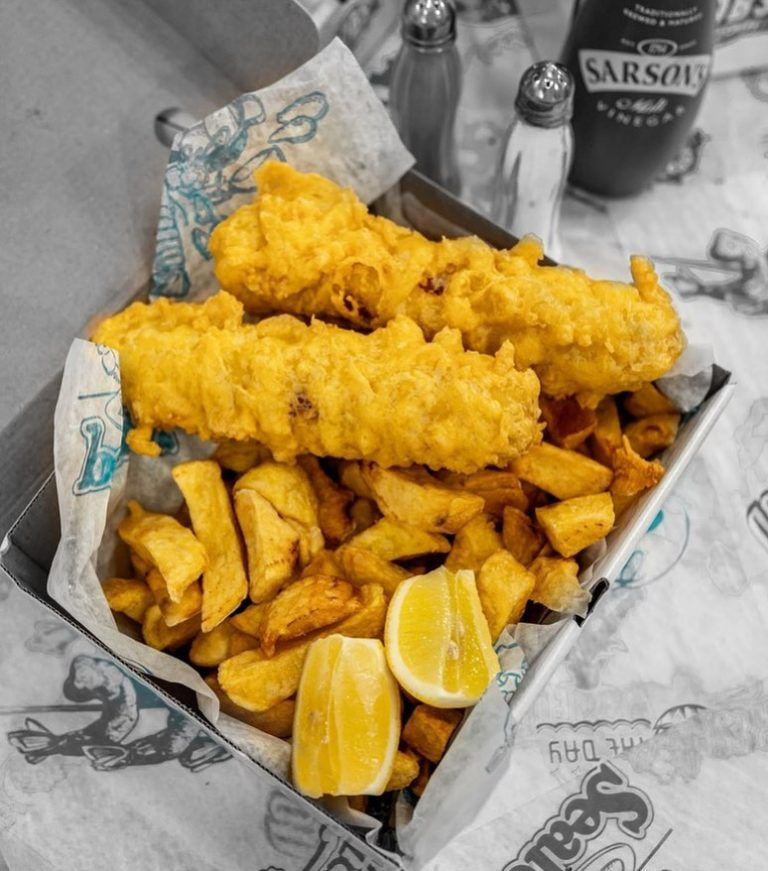 Bob's Fish and Chips offering 1,000 free meals this Ramadan