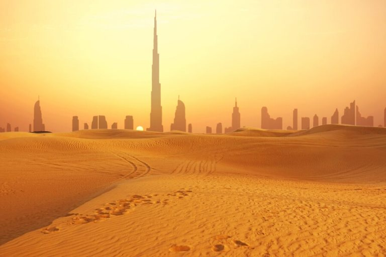 Summer is coming as temperatures in Dubai close in on 40 degrees