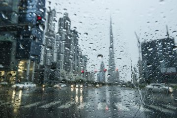Heavy rain predicted across the UAE this week
