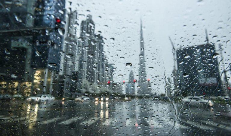 Heavy rain predicted across the UAE this week