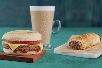 Costa Coffee just made going vegan even easier