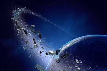 New video reveals 200 space junk 'ticking time bombs' in orbit around Earth