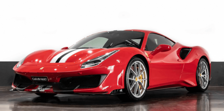 These are the four must-have cars in Dubai right now