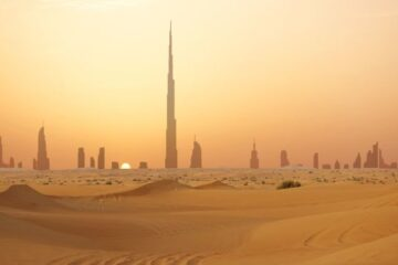 UAE experiences wild weather including highs of 49.1°C, dust storms, wild rain and two earthquakes