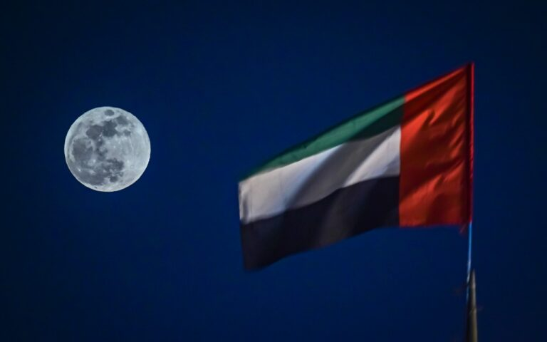 The best pictures of last night's amazing UAE supermoon