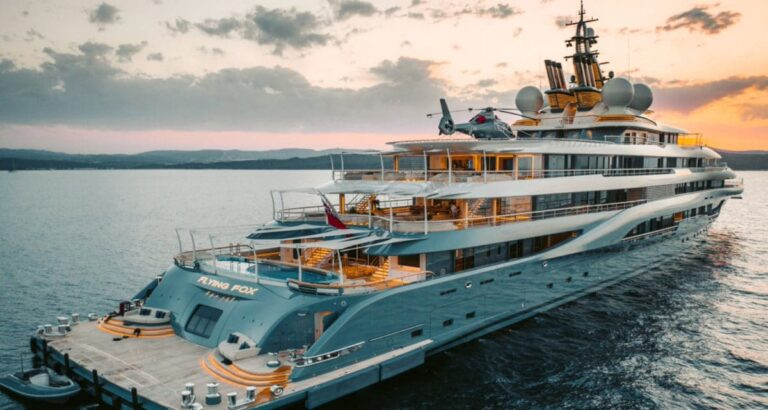 Jeff Bezos buys yacht that's so big it needs its own 'support yacht'