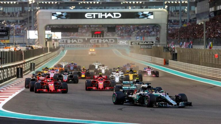 Fans and concerts back at the Abu Dhabi formula 1 this year