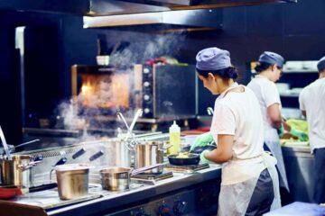 Deliveroo opens world's largest 'dark kitchen' in Dubai