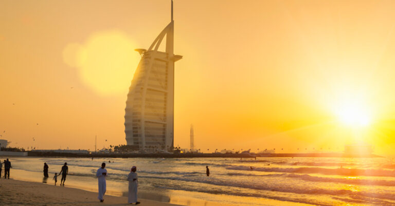 UAE humidity set to reach 90 percent today