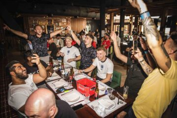 Football's coming home to the Tipsy Lion for the Euro 2020 championship