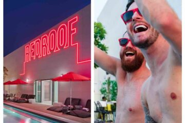Catch all the Euro 2020 action in serious style from the Radisson RED Roof pool bar