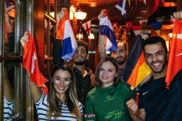 Get the best deals in town at the Euro 2020 Footy Fan Club at Speakeasy JBR