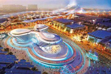 The Expo 2020 Dubai 100 day countdown has begun