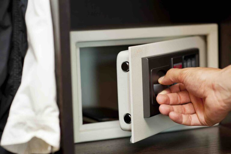 Dubai security guard caught on camera stealing AED81,000 from hotel safe