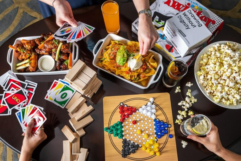 Play to win at this amazing game night staycation deal in Dubai