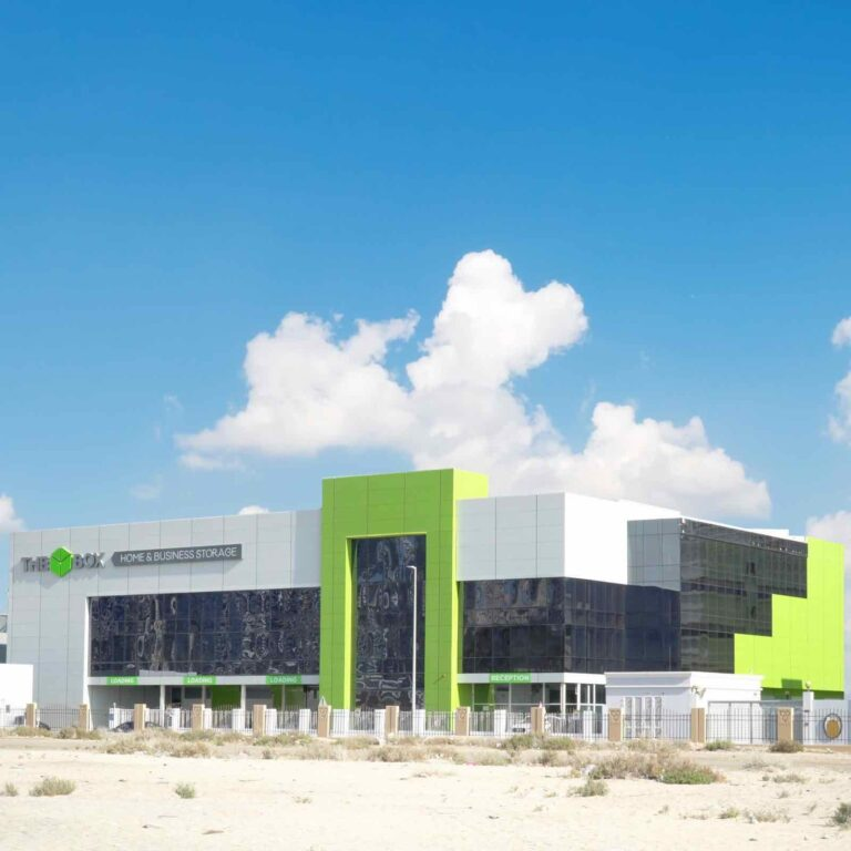 Why The Box is much, much more than just the region's first purpose-built self storage facility