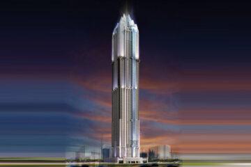 The luxury AED1 billion Dubai skyscraper that no one wants