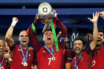 Win a table for four and drinks for the euro 2020 final