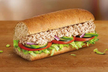 Second Lab test confirms Subway's tuna sub doesn't have any tuna in it