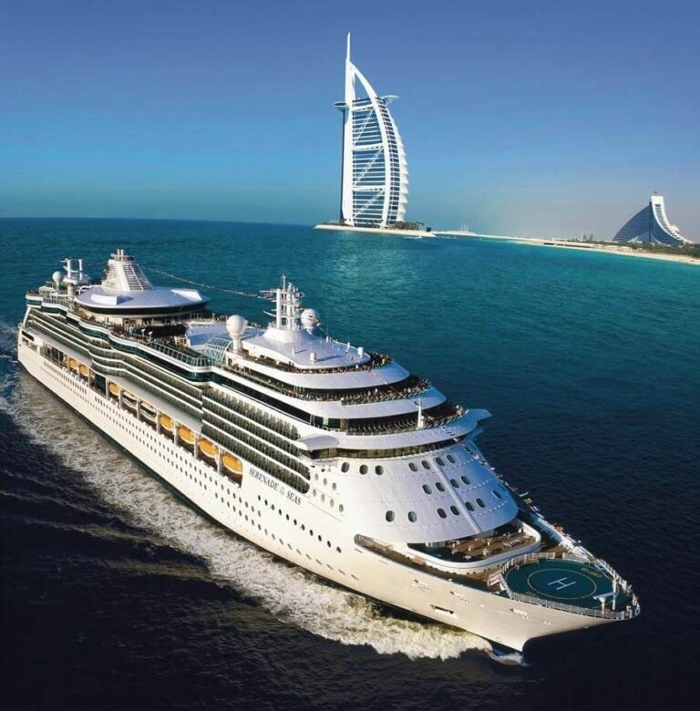 World cruise including Dubai stop sells out for AED270,000 per person in three hours
