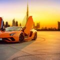We've found an easy way to drive a supercar in Dubai