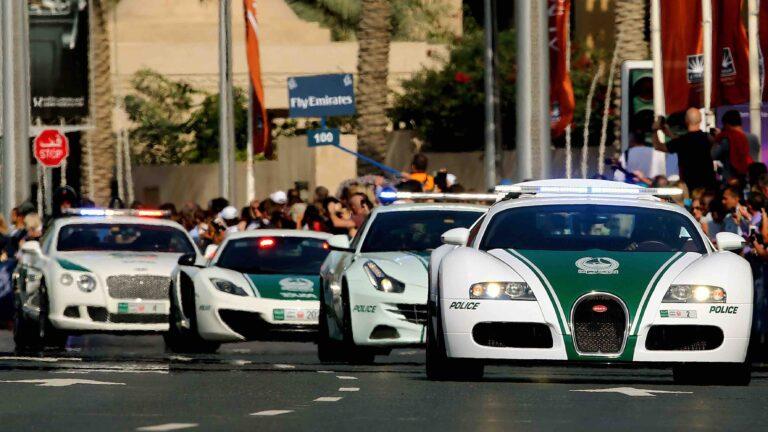 Dubai Police reach extreme emergencies in under three minutes