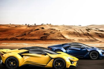 Ever wondered how much insurance would cost for a supercar in Dubai?