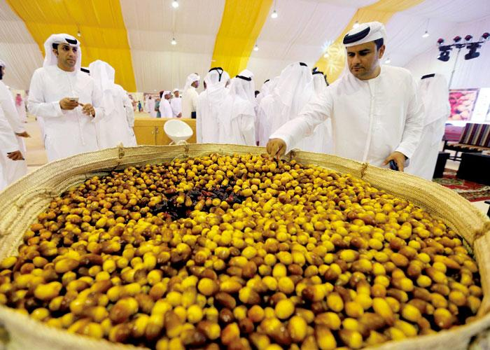It's a date as UAE date festival returns with AED8 million prize money
