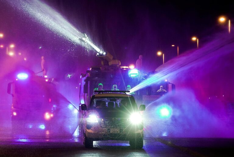 Abu Dhabi starts night time curfew as part of sterilisation programme