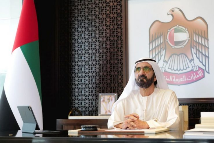 Sheikh Mohammed to give away 100,000 Golden Visas to coders