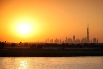 Temperatures over 50°C recorded in the shade in the UAE