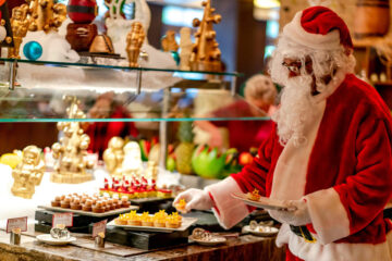 Christmas has come early as there's a festive brunch this weekend in Dubai