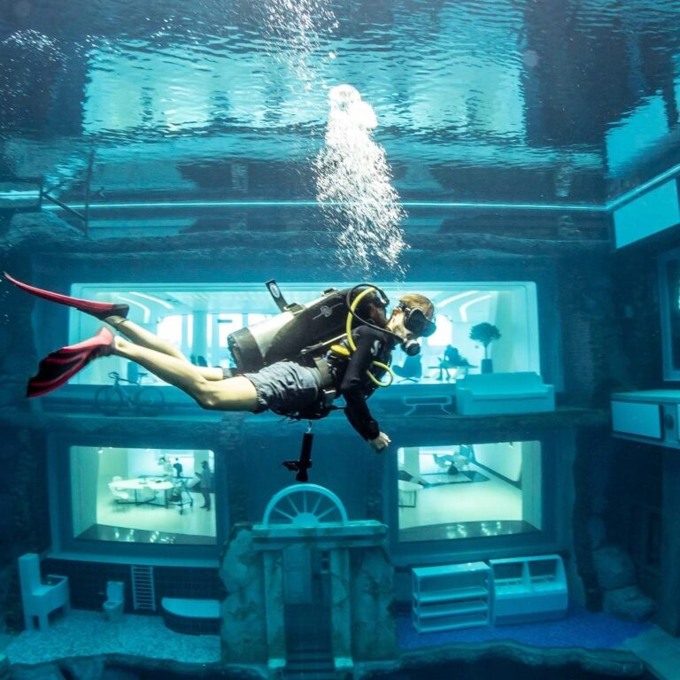 You can now book tickets for Deep Dive Dubai which opens tomorrow