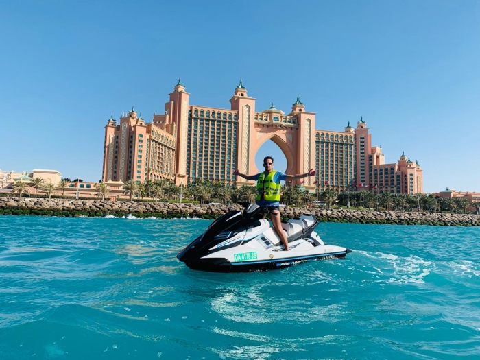 Jet Ski tour of Dubai officially the best thing to do in the world