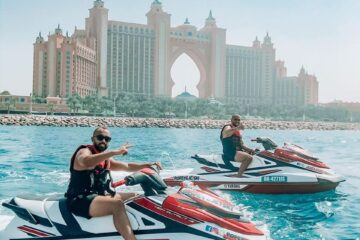 Jet skis banned from Palm Jumeirah and Dubai Harbour