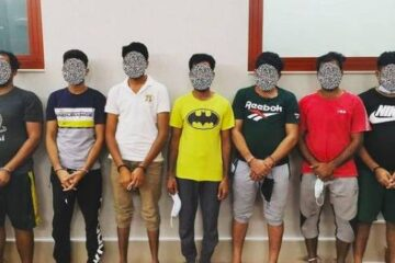 UAE police arrest the 'Cool Gang' for stealing AC units