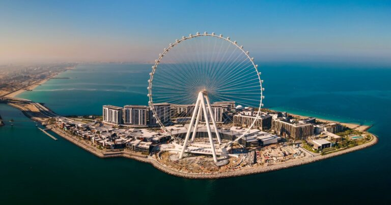 Ain Dubai opens on October 21 with tickets on sale now