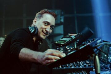 Paul Van Dyk and Aly & Fila are DJing in Dubai