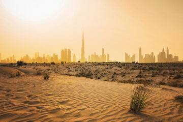 The UAE's extreme summer heat could end soon
