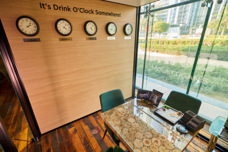 McGettigans launches new pub-in-an-office