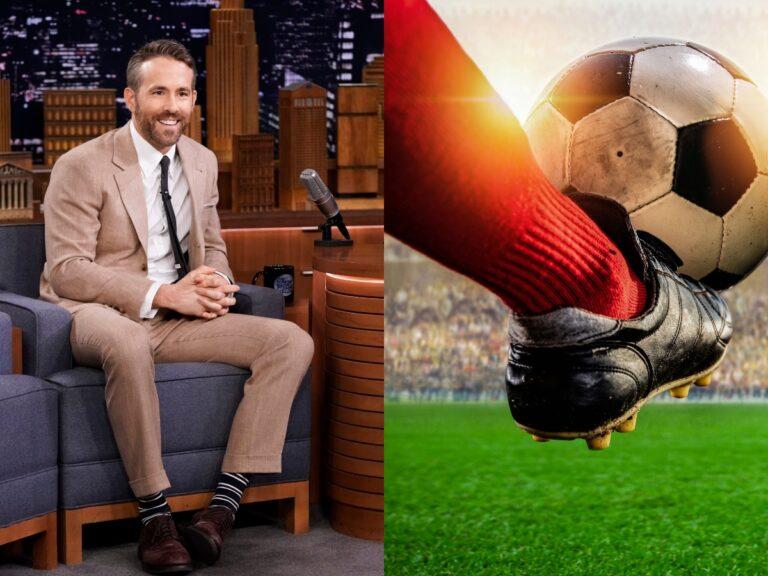 Deadpool star Ryan Reynolds buys tiny Welsh football club