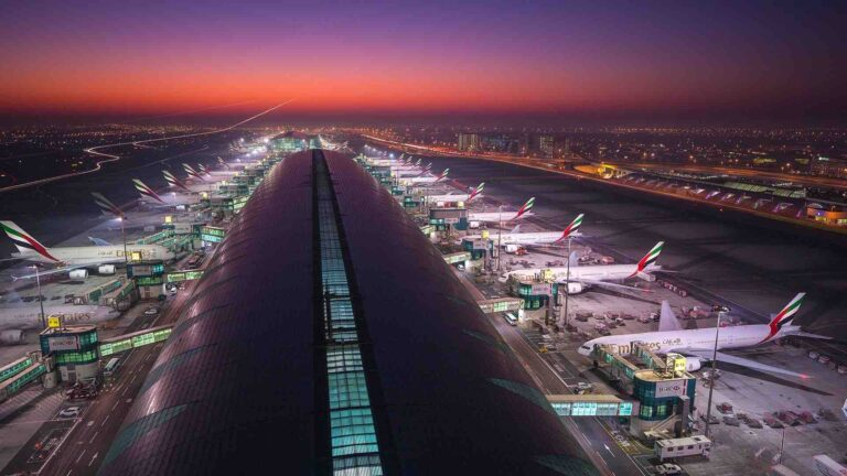 Dubai expects over one million passengers through the airport over the next 10 days